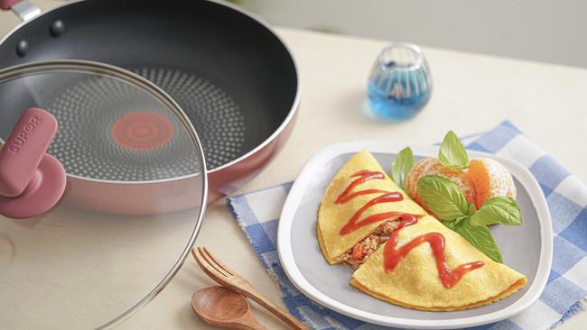 手残党也能轻松做出完美【蛋包饭】的做法