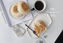 芋泥蛋黄麻糬肉松面包的做法