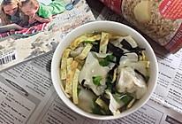 虾仁猪肉馄饨的做法