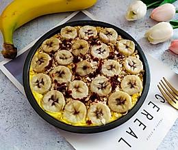 #花10分钟,做一道菜!#香蕉酸奶烤燕麦的做法