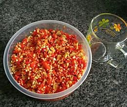 辣酱的做法