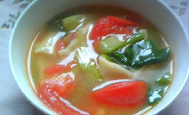 我家的片汤