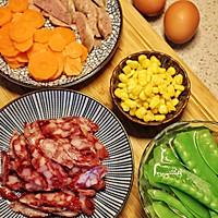 广式煲仔饭——家庭简易版的做法图解3