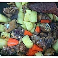 黑椒鸡腿烧土豆的做法图解8