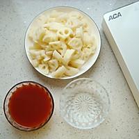糖醋藕块的做法图解9