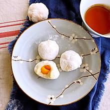 春天里就该有的清爽甜蜜小茶点~芒果糯米糍