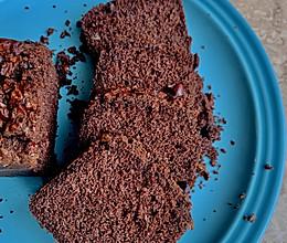 巧克力磅蛋糕|低碳生酮无糖的做法