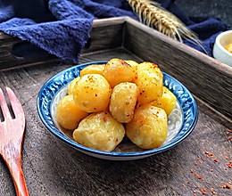 烧烤味土豆的做法