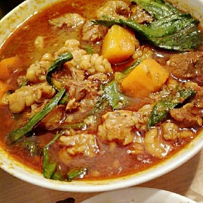 泰式咖喱椰子牛肉
