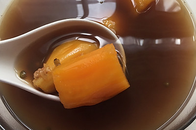 绿豆红薯糖水