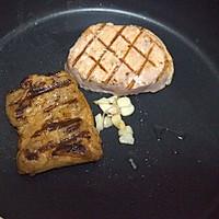 蒜烤猪排——利仁电火锅试用菜谱之煎的做法图解4