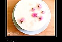 樱花冻芝士蛋糕的做法