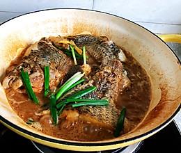 最简单的焖烧罗非鱼的做法