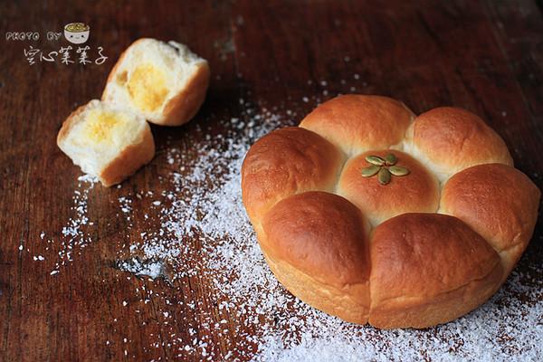 【超醇椰浆软面包】——雄鷄標™椰浆试用菜谱的做法