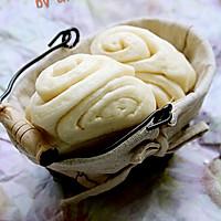 儿时最爱的白糖花卷的做法图解12