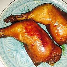 减肥主餐——卤鸡腿