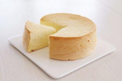 【上烘焙】戚风蛋糕