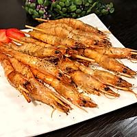 香烤大虾的做法图解3