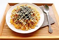 韩国炸鸡蛋黄酱盖饭的做法