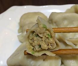 鸡肉虾仁饺子的做法