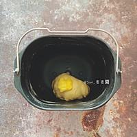 苹果酸奶面包的做法图解4