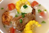 巨好喝的冬瓜玉米山药排骨汤的做法
