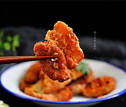 #精品菜谱挑战赛#干炸五花肉的做法