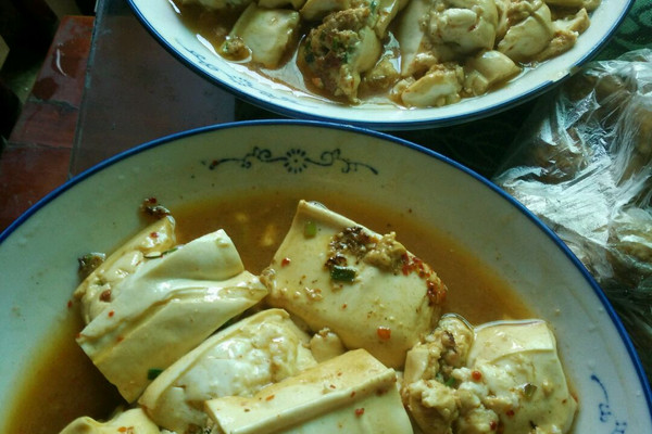 瑶家酿豆腐的做法