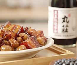 板栗烧肉【孔老师教做菜】的做法