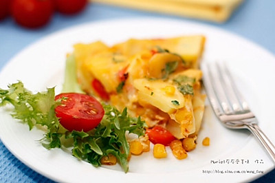 西班牙煎蛋