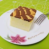 千叶纹古早蛋糕的做法图解18