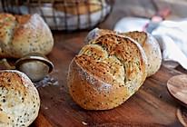 全麦奇亚籽面包#带着零食去旅行!#的做法