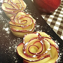 苹果千层酥/苹果玫瑰花