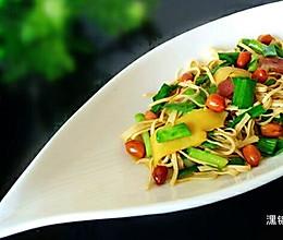 江苏年夜饭必备-团圆大拌菜的做法