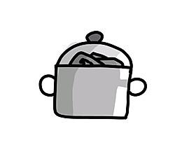 水煮作业的做法