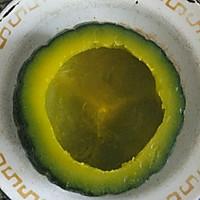 南瓜龟苓膏冻~清凉过一夏#寻找最聪明的蒸菜达人#的做法图解5