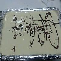 奶牛草莓馅蛋糕卷的做法图解4