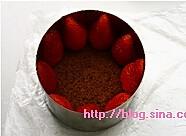 草莓提拉米苏的做法图解5