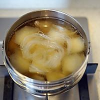 小雪宜喝滋补汤   滋补羊肉粉丝汤的做法图解12