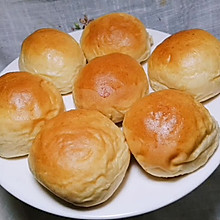 #助力高考营养餐#肉桂苹果馅小面包