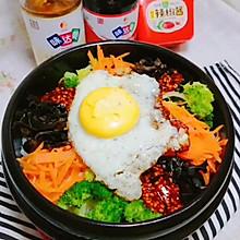 #一勺葱伴侣,成就招牌美味#石锅拌饭