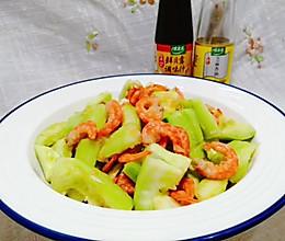 #做饭吧!亲爱的#海米拌黄瓜的做法