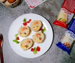 #一起土豆沙拉吧#土豆沙拉卷的做法