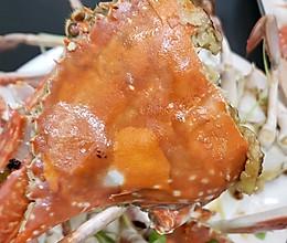 葱姜丝焗蟹的做法