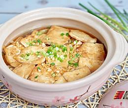 #夏日撩人滋味#夏天胃口不好就馋这道白菜煲豆腐,好吃下饭的做法