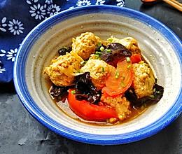 萝卜豆腐丸子汤的做法