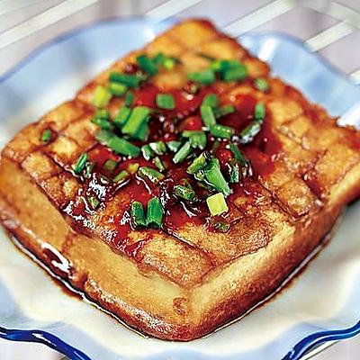 秘制豆腐方
