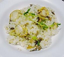 地狱厨房招牌菜-意大利烩饭risotto的做法