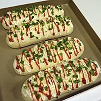 香葱芝士面包的做法图解13