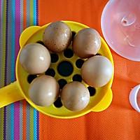 快手早餐蒸鸡蛋的做法图解3